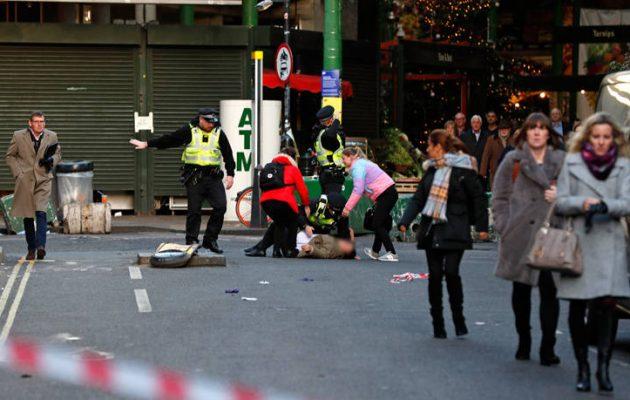 Λονδίνο: Ο δράστης σκότωσε δυο πολίτες πριν τον σκοτώσουν οι αστυνομικοί