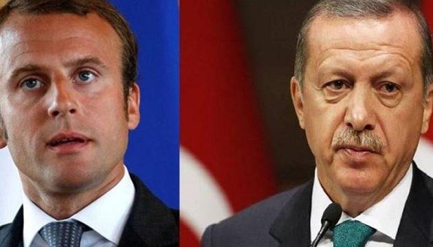 Μακρόν σε Ερντογάν: Να σέβεσαι – Περιορίζεις τις ελευθερίες του τουρκικού λαού