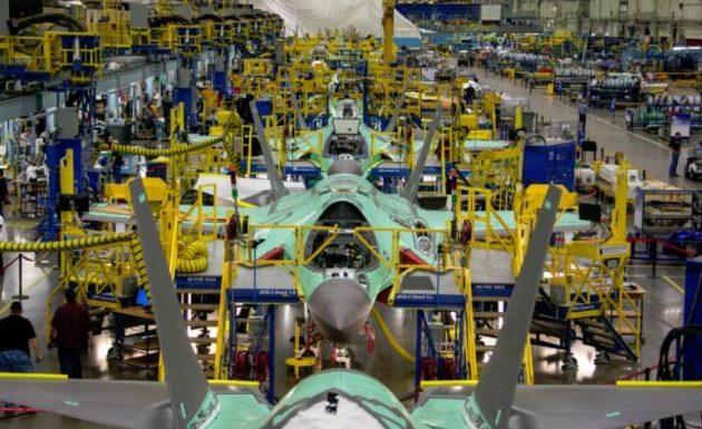 Εκτός συμπαραγωγής των F-35 η Τουρκία – Ζημιώνονται οκτώ τουρκικές εταιρείες