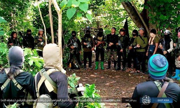 Το Ισλαμικό Κράτος στην Ανατολική Ασία ορκίστηκε πίστη στον διάδοχο