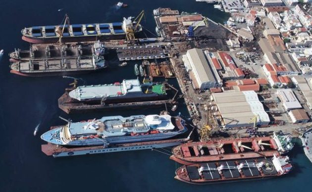 Πάιατ: Το Νεώριο Σύρου φάρος της ναυτιλίας του 21ου αιώνα