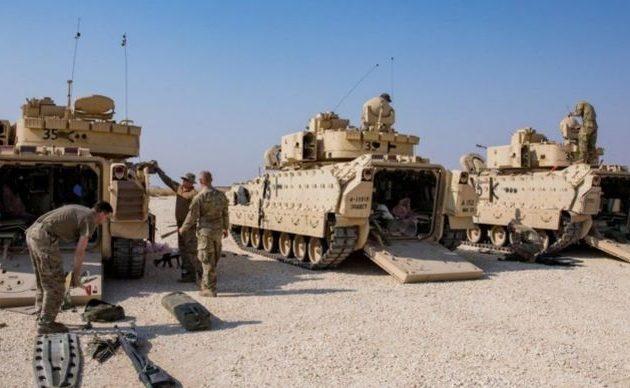 Στρατηγός Μακένζι: Ο πόλεμος ενάντια στο Ισλαμικό Κράτος μαζί με τις SDF συνεχίζεται