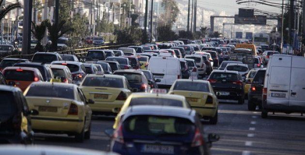 Από τις χειρότερες πόλεις του κόσμου για να οδηγείς η Αθήνα