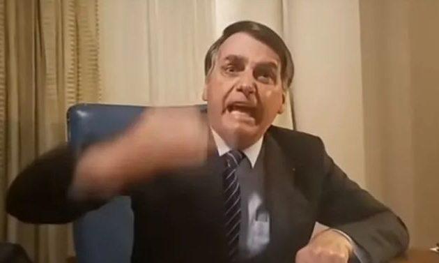Ο Μπολσονάρου «έκοψε» εφημερίδα που του κάνει κριτική – Απείλησε όσους διαφημίζονται στις σελίδες της