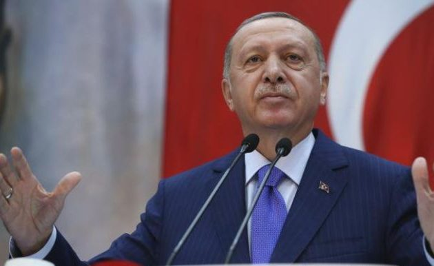 Ο Ερντογάν αποκάλεσε τους νεοναζί «σταυροφόρους της εποχής μας»