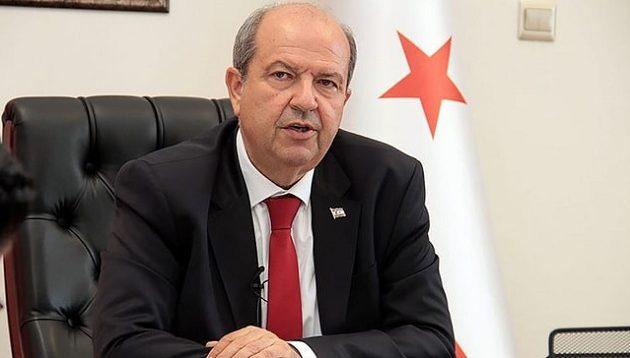 Ο Τατάρ κατηγορεί Ελλάδα και Κύπρο για την μη εξεύρεση λύσης στο Κυπριακό