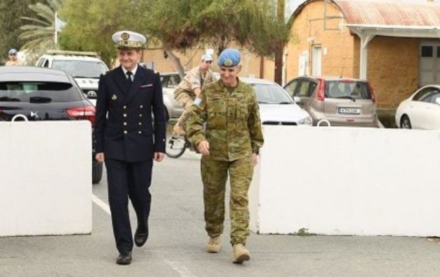 Γάλλος Αντιναύαρχος: Υποστηρίζουμε την Κυπριακή Δημοκρατία με πλοία και αεροσκάφη