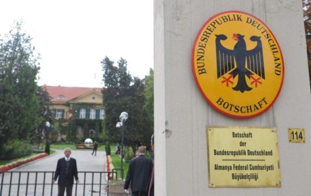 Τουρκία: Συνελήφθη για κατασκοπεία ο Τούρκος δικηγόρος της Γερμανικής Πρεσβείας