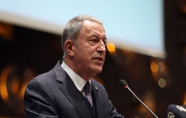 Ο Χουλουσί Ακάρ κάλεσε την Ελλάδα να σέβεται το διεθνές δίκαιο