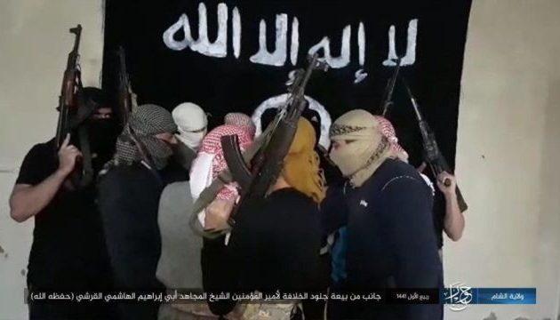Το Ισλαμικό Κράτος στη νότια Συρία ορκίστηκε πίστη στον διάδοχο