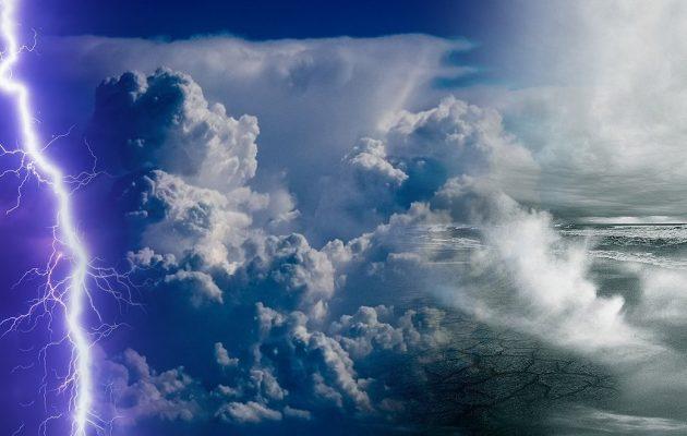 Η «Βικτώρια» χτυπάει την Αττική – Πώς θα είναι ο καιρός την Τετάρτη
