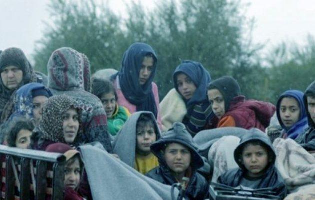 17.297 πρόσφυγες από τη Β/Α Συρία στο ιρακινό Κουρδιστάν εξαιτίας της τουρκικής εισβολής