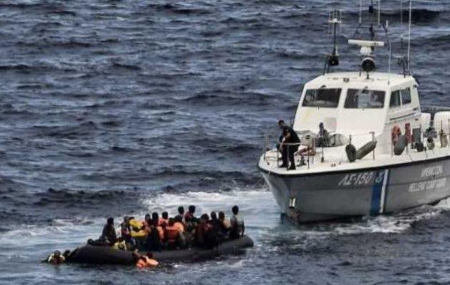 435 μετανάστες και πρόσφυγες έφτασαν το τελευταίο 24ωρο στην Ελλάδα