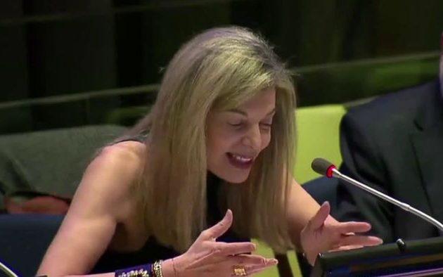 Τι «απάντησε» η Ελληνίδα πρέσβης στον ΟΗΕ Μαρία Θεοφίλη στον Τούρκο πρέσβη