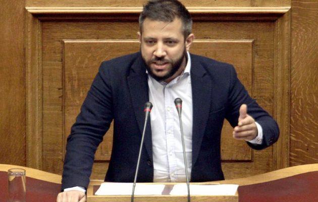 Ο Αλέξανδρος Μεϊκόπουλος εξήγησε για ποιο λόγο δεν ψήφισε την Αικατερίνη Σακελλαροπούλου