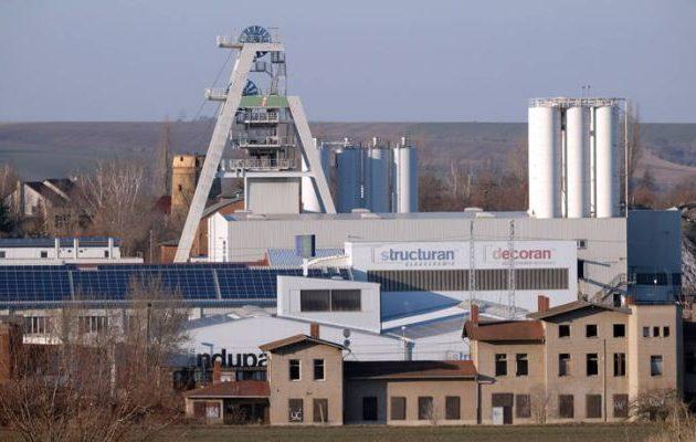Διασώθηκαν όλοι οι εργαζόμενοι που είχαν εγκλωβιστεί σε γερμανικό ορυχείο