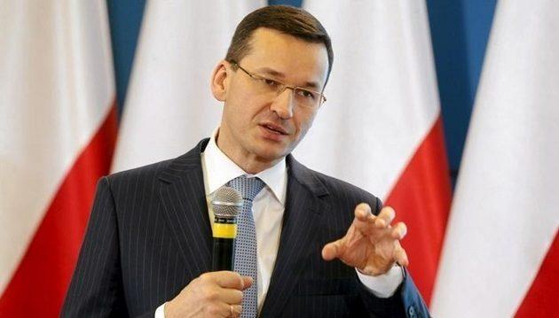 Πολωνός πρωθυπουργός: Επικίνδυνα τα επικριτικά σχόλια Μακρόν για το ΝΑΤΟ