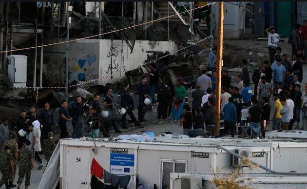 Τουρκική εφημερίδα: Στρατόπεδα συγκέντρωσης μεταναστών στην Ελλάδα όπως των ναζί