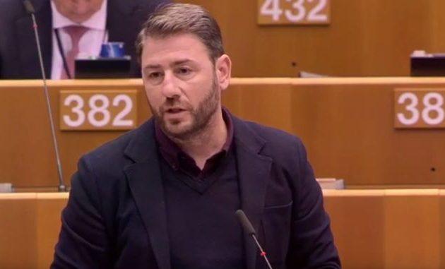 Νίκος Ανδρουλάκης για προσφυγικό: «Αναθεώρηση του Δουβλίνου» (βίντεο)