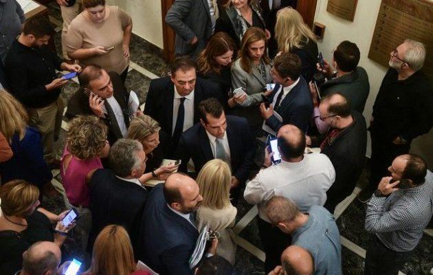 Προανακριτικό… χάος για Novartis: Αποχώρησε η ΝΔ – ΣΥΡΙΖΑ: Δε θέλουν να εξεταστεί ο Φρουζής