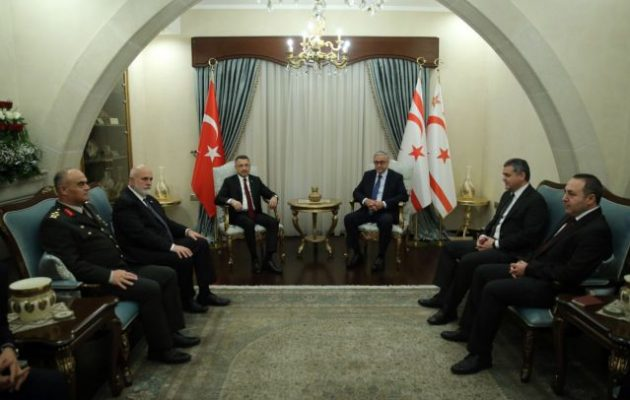 Καμία διάθεση για επίλυση του Κυπριακού οι Τούρκοι – Συνεχίζουν τις πειρατείες στην ΑΟΖ