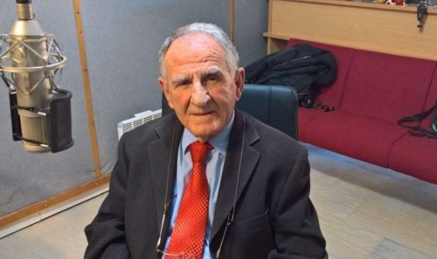 80χρονος πολιτευτής διοικητής στο Νοσοκομείο Καρδίτσας: «Μου το είχε υποσχεθεί ο Μητσοτάκης»