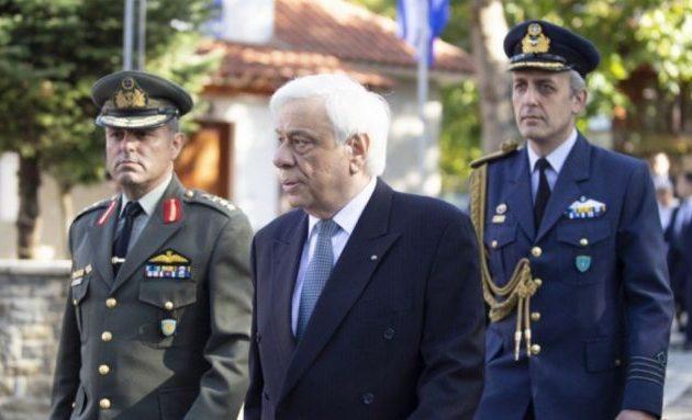 Παυλόπουλος προς ΕΕ: Αυτά που κάνει η Τουρκία στην ΑΟΖ θα τα βρουν κι άλλες ευρωπαϊκές χώρες μπροστά τους