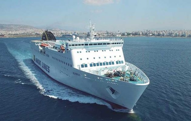 Θάνατος εν πλω: Επιβάτιδα βρέθηκε νεκρή μέσα σε πλοίο της γραμμής Χανιά-Πειραιάς