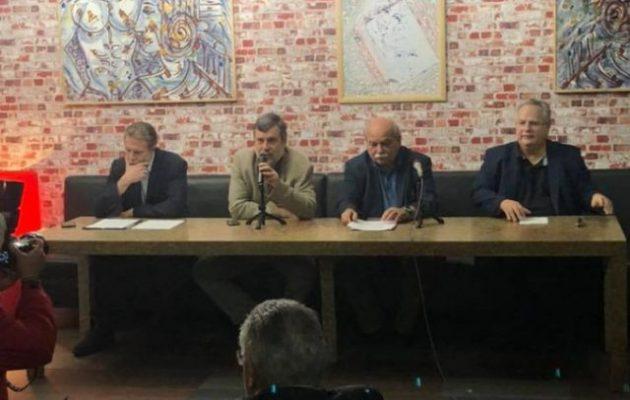 Νίκος Βούτσης: Ο ΣΥΡΙΖΑ να είναι η καρδιά της δημοκρατικής παράταξης