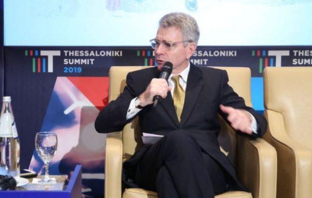 Τζ. Πάιατ: Η αμερικανική παρουσία στη Βόρεια Ελλάδα σήμερα είναι πολύ πιο εμφανής