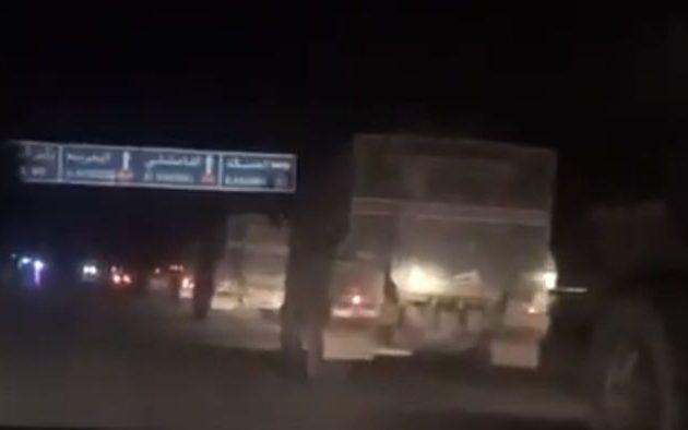 Η ασσυριακή πόλη Ταλ Ταμέρ στη Β/Α Συρία τίθεται υπό την προστασία του ρωσικού στρατού (βίντεο)