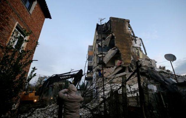 Αλβανία: Στους 50 οι νεκροί από τον φονικό σεισμό – 10.000 άστεγοι