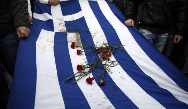 Πηγές ΠΑΣΠ διαψεύδουν ότι παρέδωσαν τη σημαία του Πολυτεχνείου στον ΣΥΡΙΖΑ