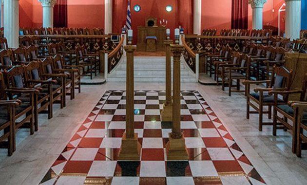 Η Μασονική Στοά στη Θεσσαλονίκη ανοίγει τις πόρτες της σε επισκέπτες 23-24 Νοεμβρίου