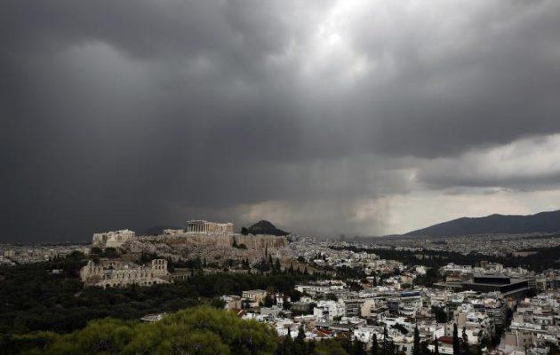 Καιρός: Πού αναμένονται βροχές και καταιγίδες Κυριακή 17 Νοέμβρη