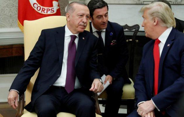 Τραμπ: «Συζητάμε εναλλακτικές για τα F-35»