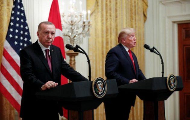 Foreign Policy: Ο Ερντογάν χρησιμοποίησε τον Τραμπ και βγήκε κερδισμένος