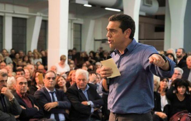 Τι απαντά ο Τσίπρας στο ενδεχόμενο πρόωρων εκλογών το 2020