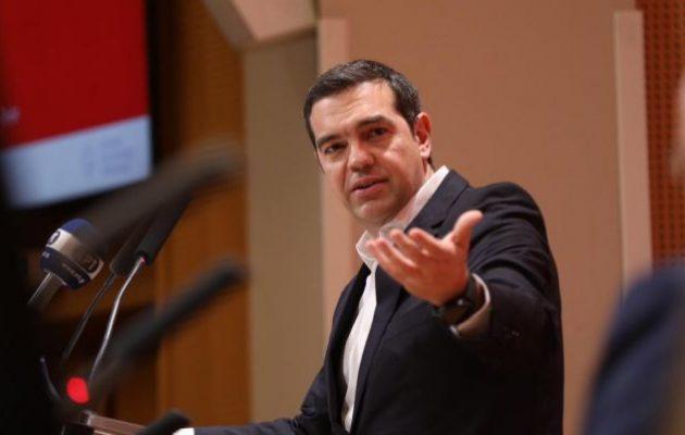 Τσίπρας: Θα ιδρώσει το αυτί του Μητσοτάκη για την ποινική δίωξη συμβούλου του Διαματάρη;