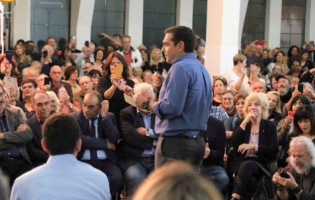 Ο Αλ. Τσίπρας εξηγεί γιατί ο Κυρ. Μητσοτάκης εμπαίζει τους ομογενείς