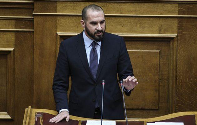 Τζανακόπουλος: Ο Μητσοτάκης πουλάει το κράτος ως λάφυρο σε αντάλλαγμα λίγων ψήφων