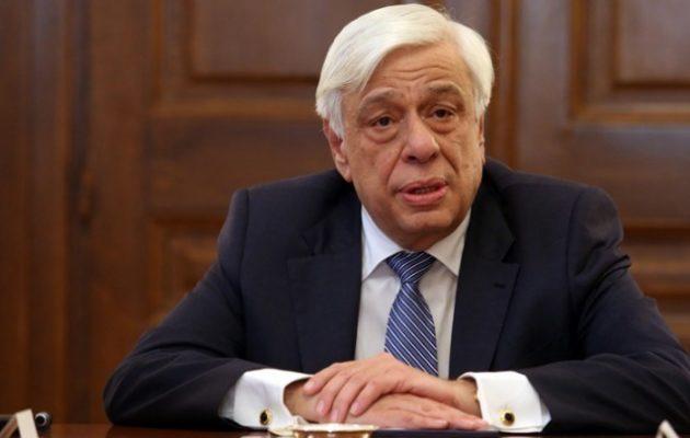 Παυλόπουλος: Η Ελλάδα μπορεί να συμβάλλει στην αμοιβαία κατανόηση Κίνας-Ε.Ε.