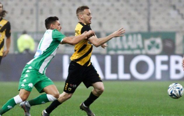 Ανατροπή: Ο Παναθηναϊκός «γύρισε» το ντέρμπι και νίκησε 3-2 την ΑΕΚ