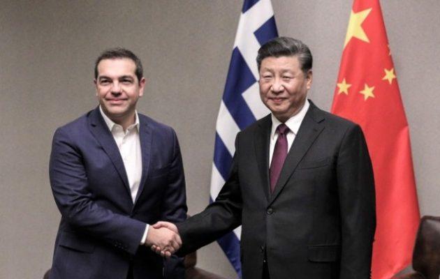 Πρόσκληση στον Τσίπρα από τον Σι Τζινπίνγκ να επισκεφθεί το Πεκίνο: «Έβγαλες την Ελλάδα από τα μνημόνια»