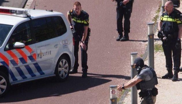 Συνελήφθη 35χρονος στη Χάγη για τις επιθέσεις με μαχαίρι την Παρασκευή