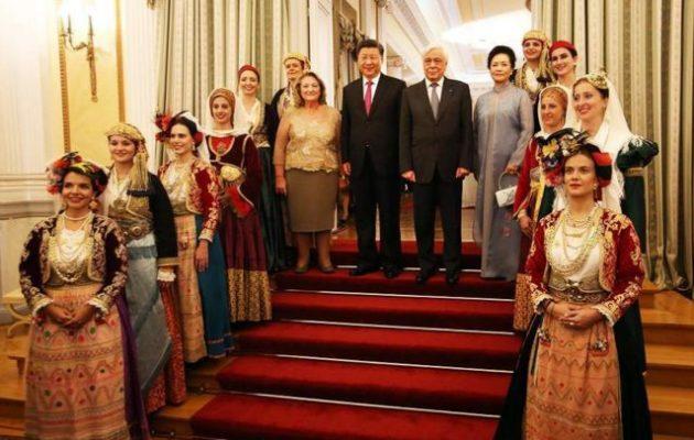 «Η Κίνα και η Ελλάδα λάμπουν η μία για την άλλη με τους πολιτισμούς τους»