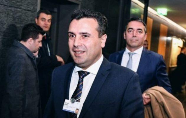 «Στη Βόρεια Μακεδονία η Ελλάδα θέλει τον Ζάεφ γιατί συνθηκολόγησε»
