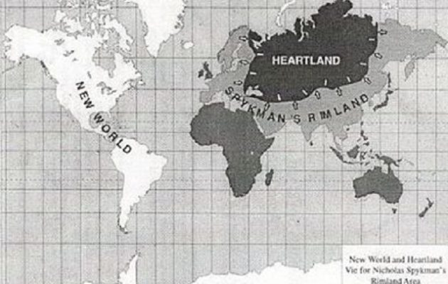 Το μέγα γεωπολιτικό σχέδιο της Τουρκίας αφορά τη heartland εκτός από τη Μεσόγειο