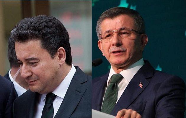 Δυο «αποστάτες» προκαλούν τον Ερντογάν – Ξεκινά η αποσύνθεση του AKP