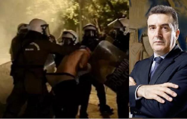 ΣΥΡΙΖΑ κατά  Χρυσοχοΐδη: Το θράσος του αγγίζει τα όρια της αθλιότητας